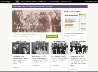 Using Ancestry in Your Genealogy Research