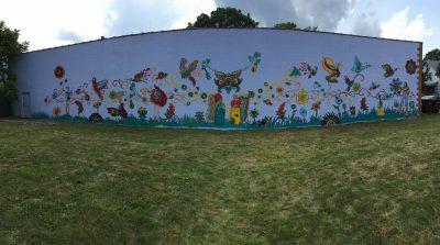 Panyard Mural