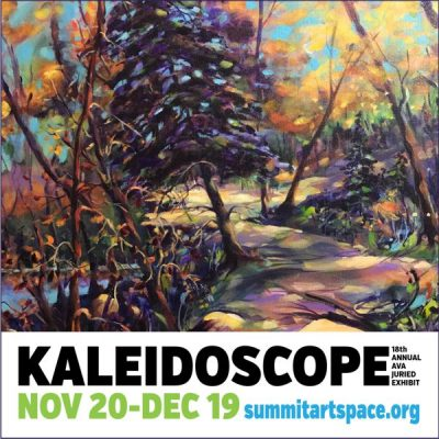 Virtual 18th Annual Kaleidoscope Art Exhibit, Nov. 20-Dec. 19, 2020