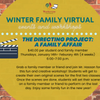 The Directing Project: A Family Affair