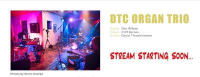 DTC Organ Trio: Live at AV Club