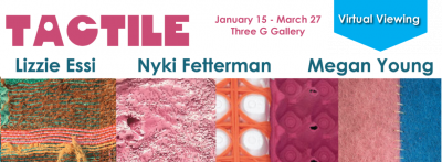 Tactile: New Directions In Textile
