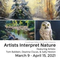 CVAC: Artists Interpret Nature