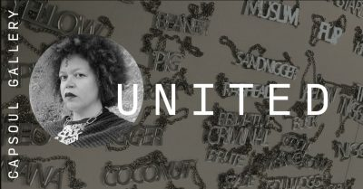 """Shani Richards' Exhibition """"United"""" on view in CapSOUL Gallery"""