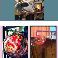 Glass Blowing Beginner with Bob Pozarski and Bryan Zamiska
