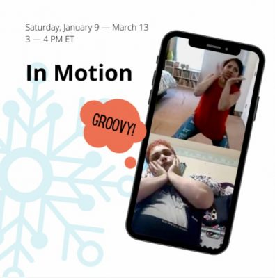 In- Motion! (all ages, all abilities!)