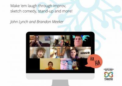Comedy Workshop! (teens & adults)
