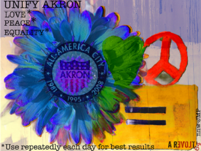 Unify Akron Tee Shirt Design Competition