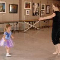 Beginning Children's Ballet Art Center on Tuscarawas