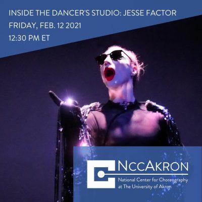 Inside the Dancer's Studio with Jesse Factor