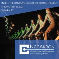 Inside the Dancer's Studio with Bridgman|Packer Dance