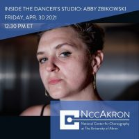 Inside the Dancer's Studio with Abby Zbikowski