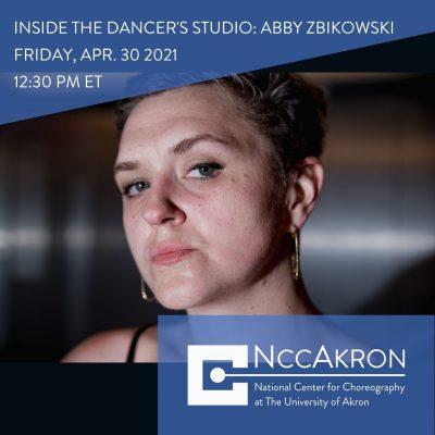 Inside the Dancer's Studio with Abby Zbikowski