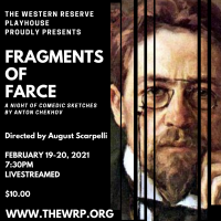 """""""Fragments of Farce: A Night of Comedic Sketches by Anton Chekhov"""""""