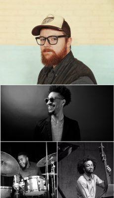 Midwinter Blues & Other Tunes: Ben Gage & Theron Brown Trio