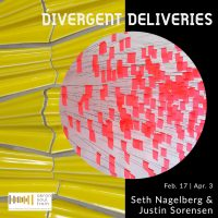 """""""Divergent Deliveries"""" exhibition at Akron Soul Train"""