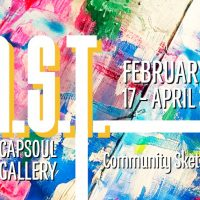 Community Sketchbook Project Exhibition