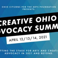2021 Creative Ohio Advocacy Summit