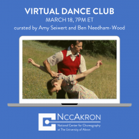 Virtual Dance Club: March 2021