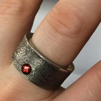 Rags to Riches Ring