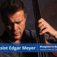 Bassist Edgar Meyer: Bluegrass to Bach