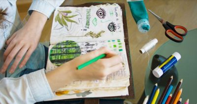 Art Journaling for Adults with Corrine Roberts