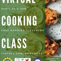 Virtual Cooking Class- Minority Health Month
