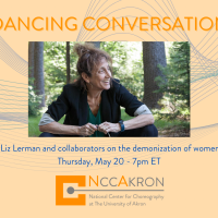 NCCAkron Dancing Conversation: Women & Witchcraft