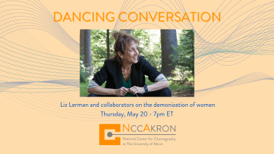 NCCAkron Dancing Conversation: Women & Witchcr...