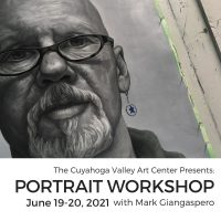 CVAC: Portrait Workshop w/Mark Giangaspero