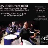 UA Steel Drum Band