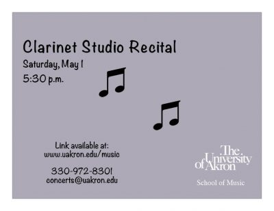 Virtual Clarinet Studio