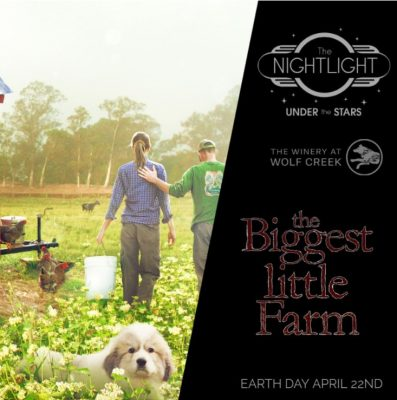 THE NIGHTLIGHT UNDER THE STARS PRESENTS : THE BIGGEST LITTLE FARM (2018)