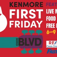 Kenmore First Fridays June Edition: Silver Screen Soiree