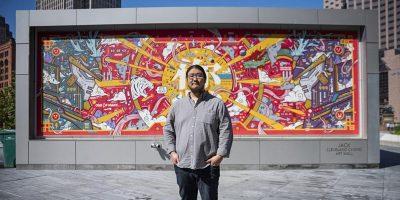 AAM After Work: Games in the Garden with Artist Jordan Wong