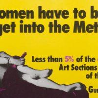 Public Talk by the Guerrilla Girls