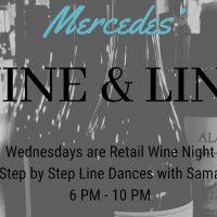 Mercedes Wine & Line