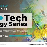 Art + Tech Synergy Series