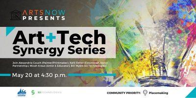 Art + Tech Synergy Series