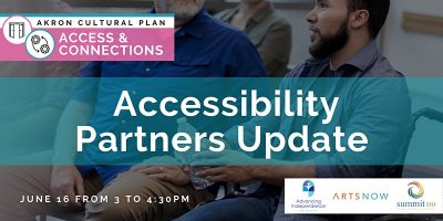 Accessibility Partners Update
