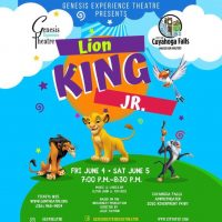 The Lion King Jr. Experience