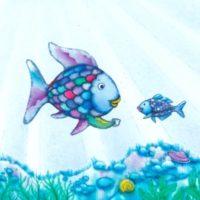 Rainbow Fish's Summer Beach Party