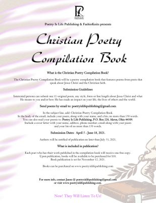 Call for Christian Poetry