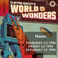Clayton Bailey's World of Wonders