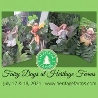 Fairy Days at Heritage Farms - Socially Distanced Version