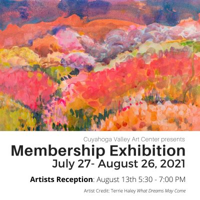 CALL TO ARTISTS: CVAC's Membership Exhibition