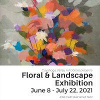 ARTISTS RECEPTION: Floral & Landscape Exhibition