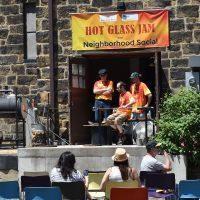 Hot Glass Jam and Neighborhood Social