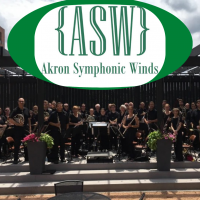Akron Symphonic Winds at Art in the Park
