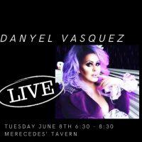 Danyel Vasquez LIVE at Mercedes'